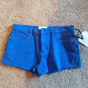 NWT Current/Elliott Denim Shorts